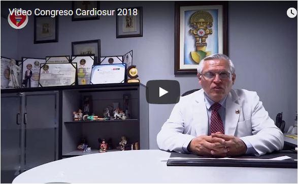 Video Congreso Cardiosur 2018
