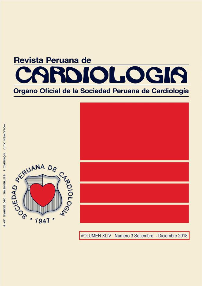 Revista: Setiembre – Diciembre 2018