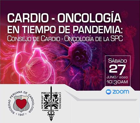 Cardio – Oncología en tiempo de pandemia