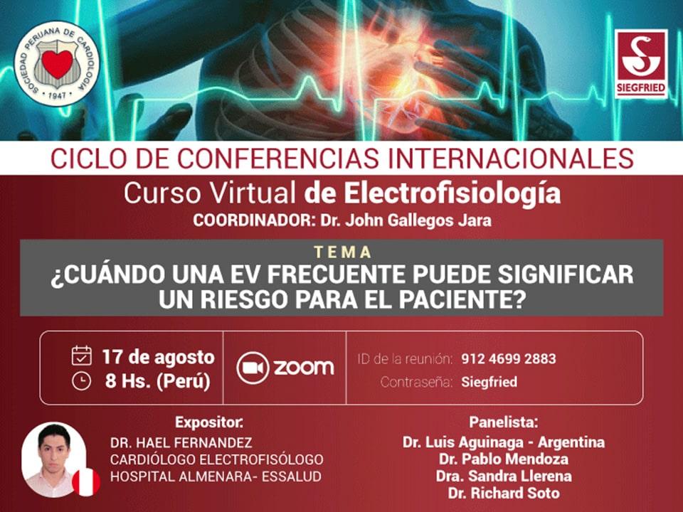 Curso virtual de Electrofisiología