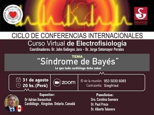 Síndrome de Bayés – Curso virtual de Electroficiología